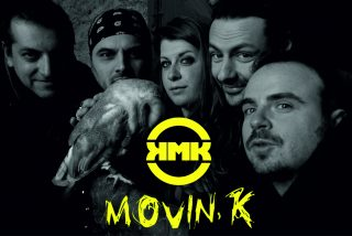 Movin' K Intervista band emergente Aosta