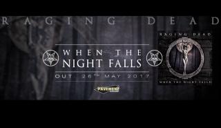 Raging Dead: svelati i dettagli del debut album e le prime date del tour promozionale