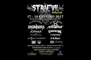Straevil fest 2017