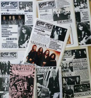 Raw Art Fanzine