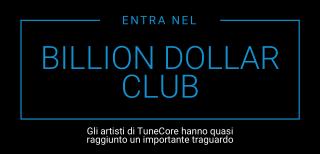 BILLION DOLLAR CLUB