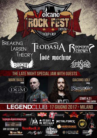 Volcano Rock Fest