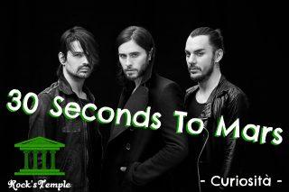 Thirty Seconds to Mars curiosità