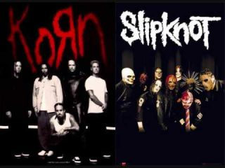 korn slipknot