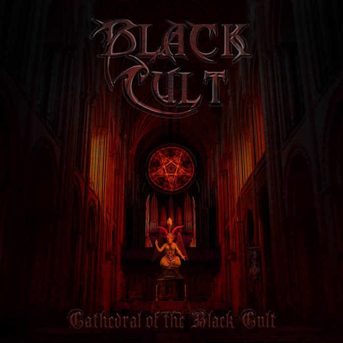 Black Cult Cathedral Of The Black Cult Quando la ripetizione incide sulla qualità (Review Mystisk Død)