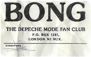 bong depeche mode