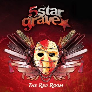5 STAR GRAVE The Red Room out today via Sliptrick records!