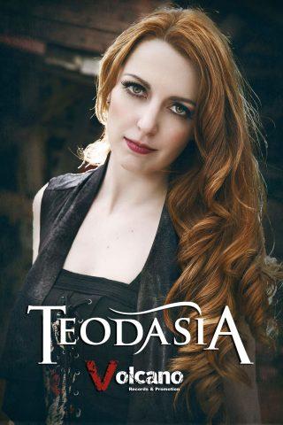 Chiara Tricarico dei Temperance entra nei Teodasia