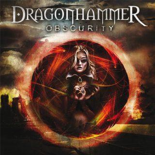 DRAGONHAMMER rivelano cover e tracklist di Obscurity