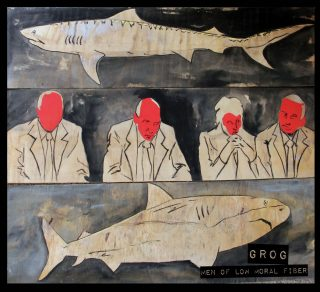 Men of Low Moral Fiber In arrivo il secondo EP dei Grog