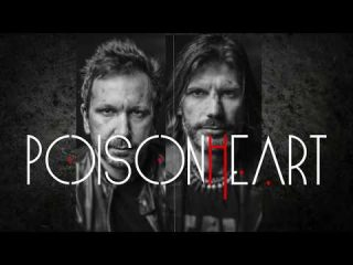 Poisonheart online il Lyric Video di Anymore
