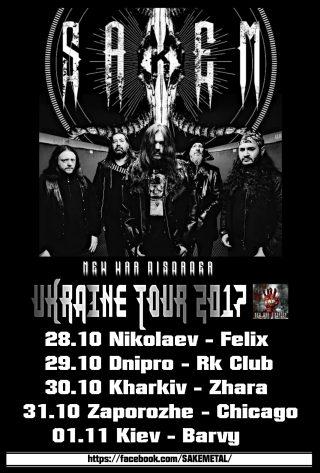 Sakem Tour in Est Europa in autunno