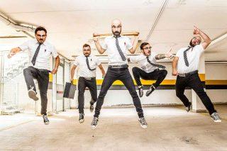 UN GIORNO DI ORDINARIA FOLLIA Ascolta il primo singolo BRUS dal nuovo album. Annunciate le prime date live