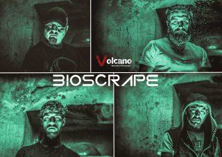 Bioscrape firmano per Volcano Records & Promotion