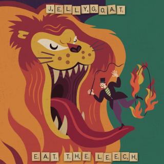 JELLYGOAT Eat The Leech in uscita il 10 novembre