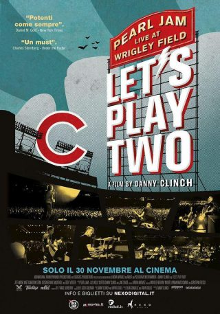 Let's Play Two Arriva in Italia il film-concerto dei Pearl Jam