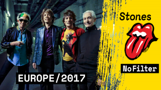 No Filter Tour I Rolling Stones a Lucca