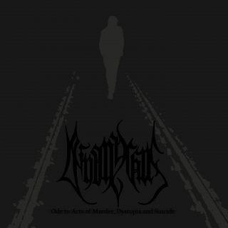 Ode To Acts Of Murder, Dystopia And Suicide Cover e Tracklist del nuovo album dei DEINONYCHUS