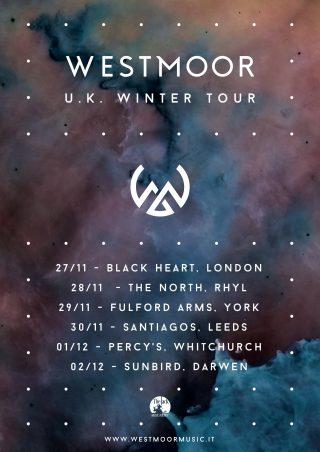 WESTMOOR Per la prima volta in UK da fine novembre