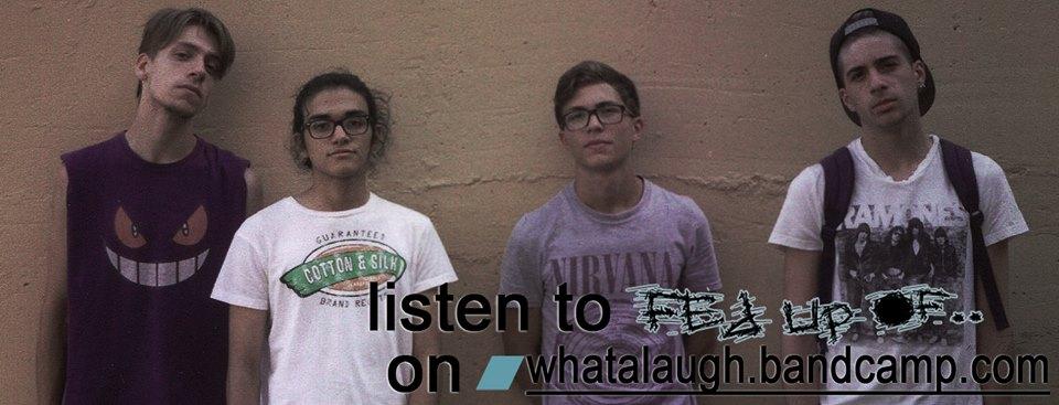 What a Laugh! L'intervista ad una band tutta giovanile da Caserta