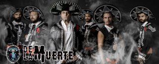 DE LA MUERTE - the first single from the album Venganza