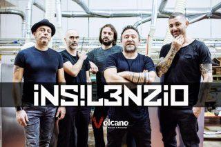 Gli Insil3nzio entrano nel roster di Volcano Records & Promotion