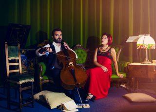 Il duo Hasa-Mazzotta al Teatro Koreja di Lecce Novilunio
