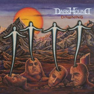 Nashville Metal Force DARK HOUND to Release Dawning in January New Single Streaming
