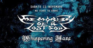 Whispering Haze & Memories of a Lost Soul Live Bandidos Place Messina 11-11-17