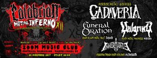 CALABRIAN METAL INFERNO FEST vol.12