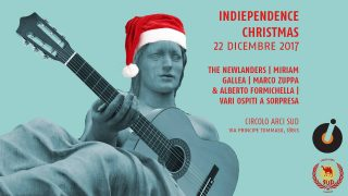 The Newlanders in concerto Indiependence Christmas
