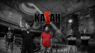 Kazah firmano per Ghost Label Record
