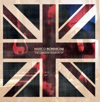 MARCO BONVICINI esce il 29 gennaio l'EP The London Session