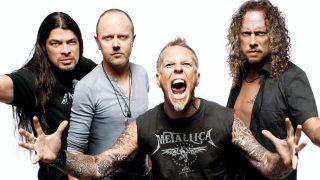 Metallica la miglior rock band del 2017