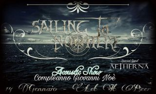Sailing To Nowhere Acoustic Show