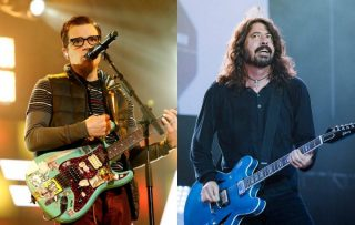 Foo Fighters and Weezer sorpresa live con una cover dei Kiss