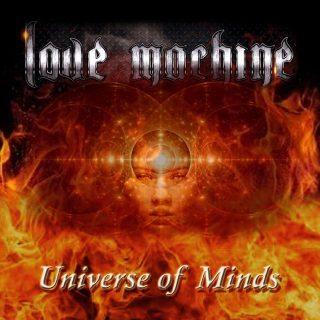 Il nuovo album dei Love Machine Universe of minds è disponibile online