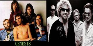 Genesis e Van Halen