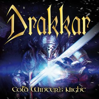 I DRAKKAR rivelano cover, tracklist e la speciale edizione in vinile di Cold Winter's Night