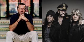 Eric Clapton e Motorhead