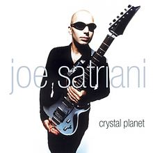 Joe Satriani - Crystal Planet (wikipedia)