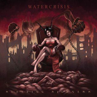 Annuncio release online di Sleeping Sickness, il nuovo disco dei WaterCrisis