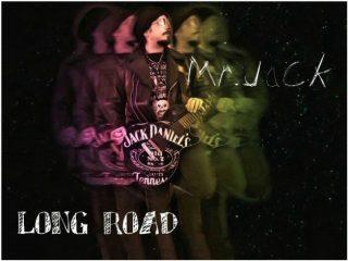 Mr. Jack Long Road il primo album solista!