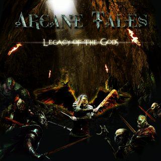 ARCANE TALES nuovo album Legacy Of The Gods a ottobre!