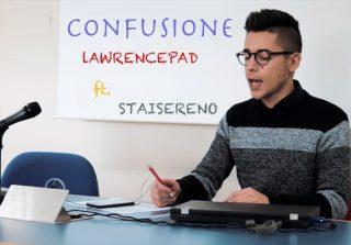 CONFUSIONE il nuovo singolo di LAWRENCEPAD feat STAISERENO