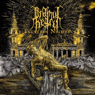 ORDINUL NEGRU reveal cover artwork for upcoming album, Faustian Nights