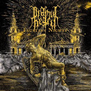 ORDINUL NEGRU reveal cover artwork for upcoming album, Faustian Nights